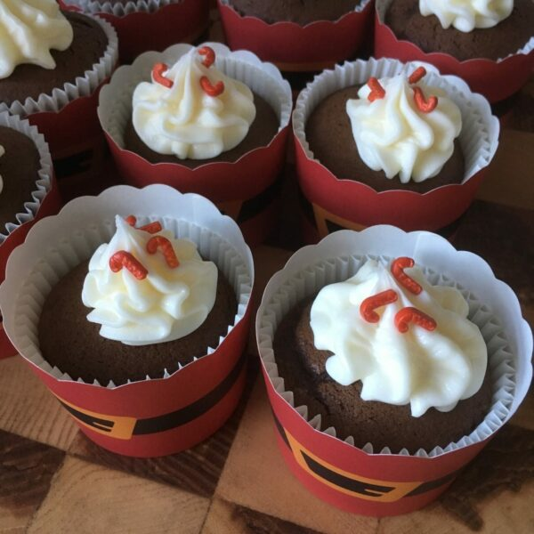 Chocolate Cupcakes - Belfast Christmas Event Party Catering