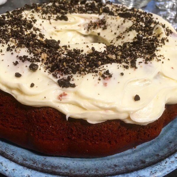 Red Velvet Cake - Belfast Caterer