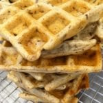 Waffle Recipe - Table Belfast Catering