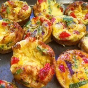 Egg Muffin - Breakfast Options
