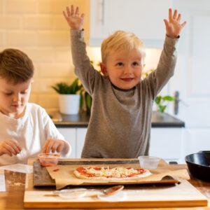 Pizza Home Kits Table Belfast Northern Ireland