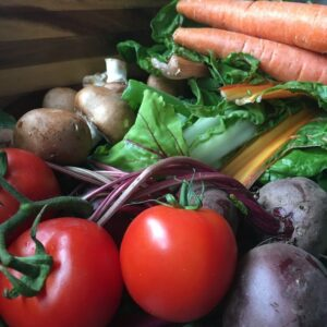 Fresh Organic Vegetable Box Delivery