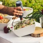 Garden Parties and Summer BBQs Table Belfast Catering
