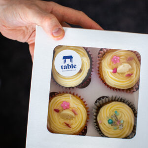 Table Food Cupcake Deliveries