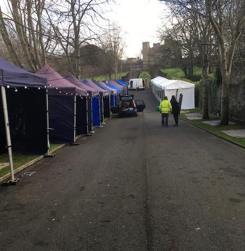 Hillsborough Christmas Market