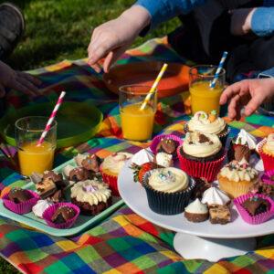 Kids Afternoon Tea Table Belfast Northern Ireland