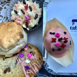Kids Afternoon Tea Box Deliveries Table Belfast Food Catering Northern Ireland