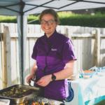 Krystal Mohn BBQ Event Chef Belfast Northern Ireland